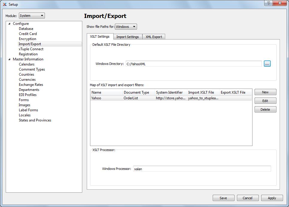 13 1 4  Import/Export